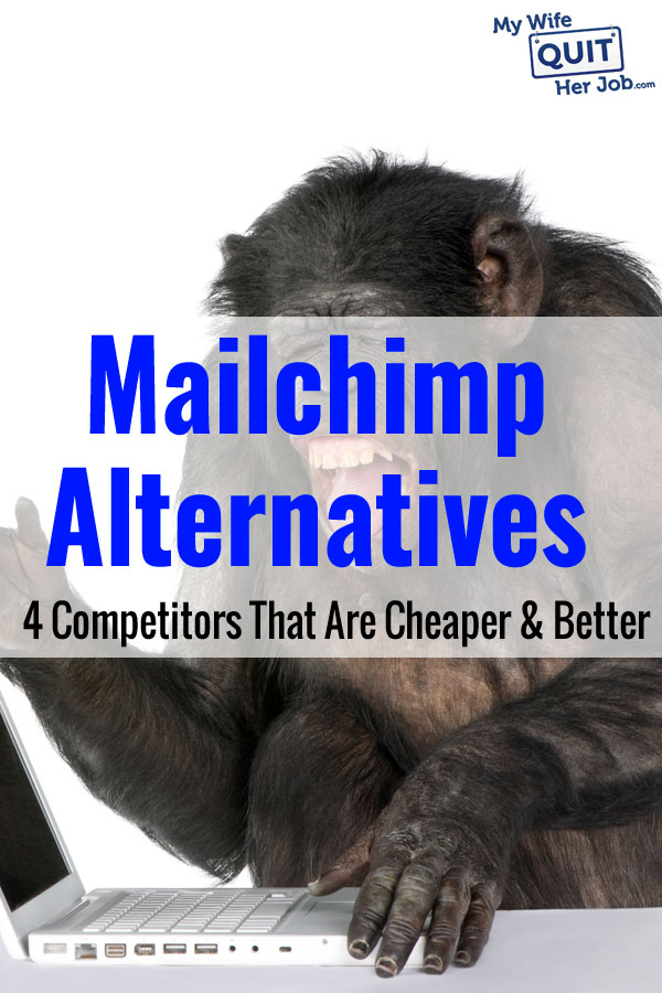 Mailchimp Alternatives - 4 Competitors That Are Cheaper & Better