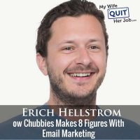 290: How Chubbies Makes 8 Figures With Email Marketing Featuring Erich Hellstrom