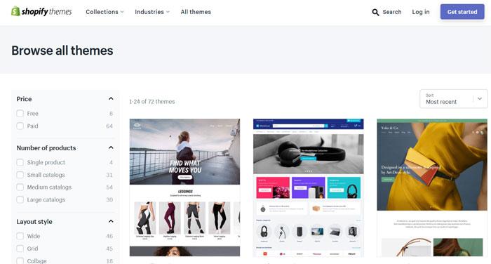 Shopify Theme