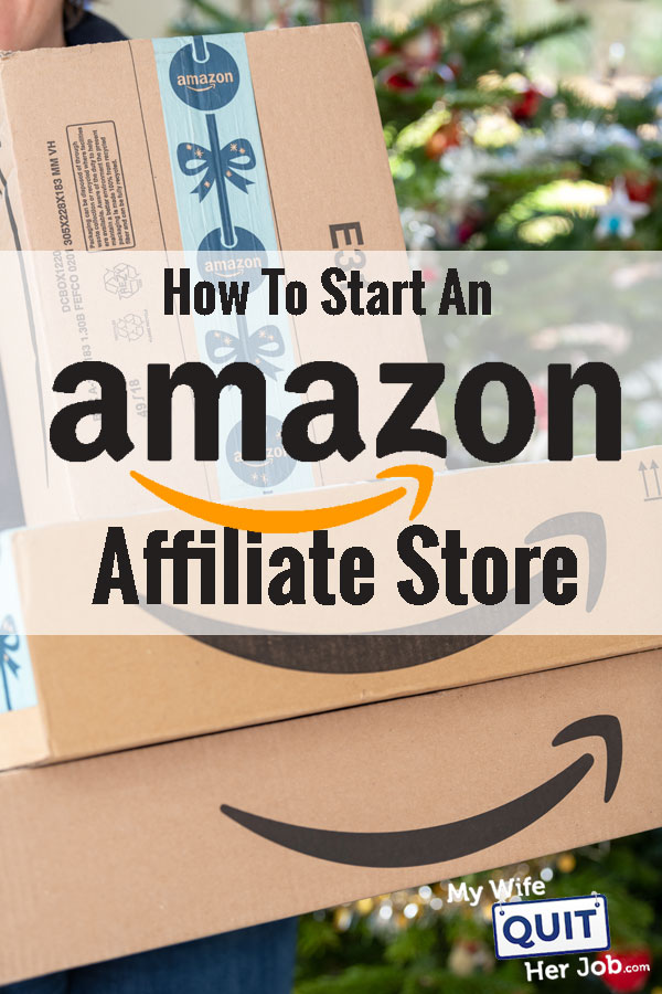 Amazon Associates - How To Start An Amazon Affiliate Store For Less Than $3