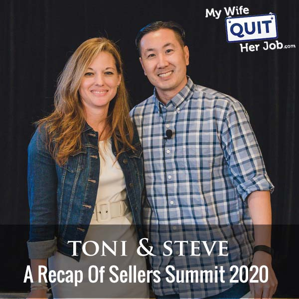 305: A Recap Of Sellers Summit 2020 With Toni Anderson