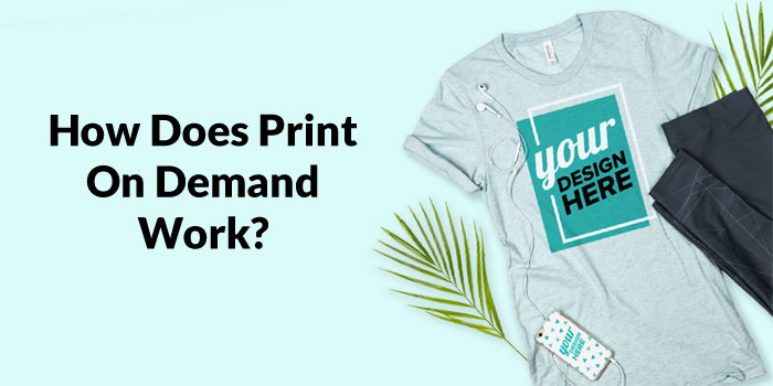 print on demand work