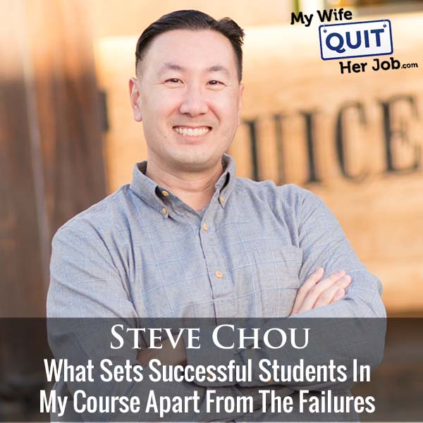 323: What Sets Successful Students In My Course Apart From The Failures