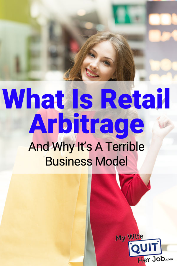 What Is Retail Arbitrage On Amazon And Why It's A Waste Of Time