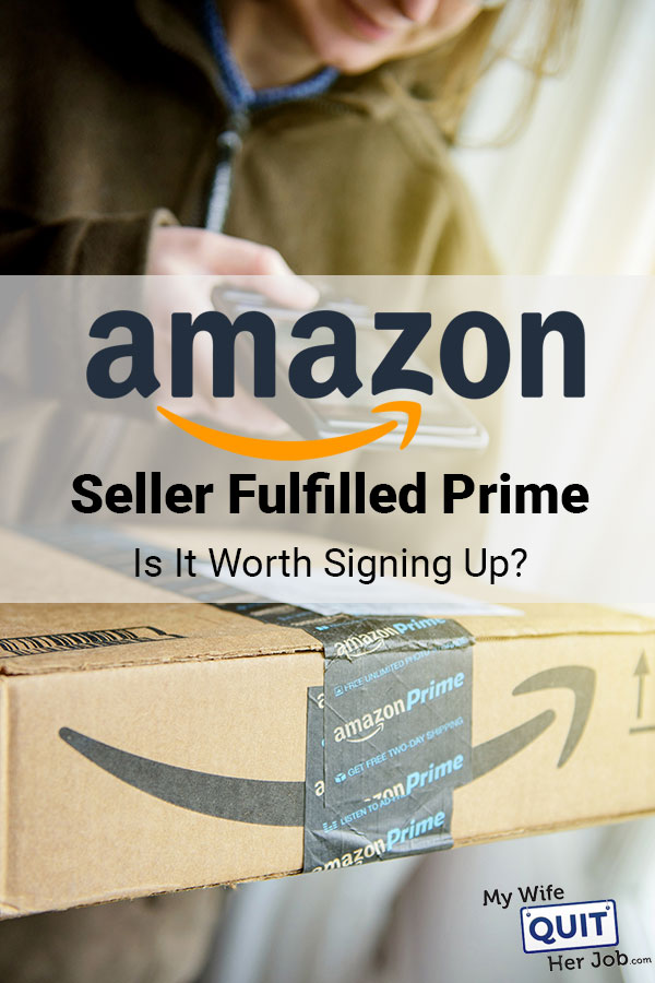 Amazon Seller Fulfilled Prime - Is It Worth Signing Up?