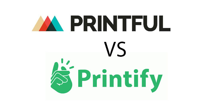 Printful Vs Printify