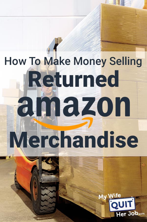 How To Buy Amazon Return Pallets & Sell Them For Cash