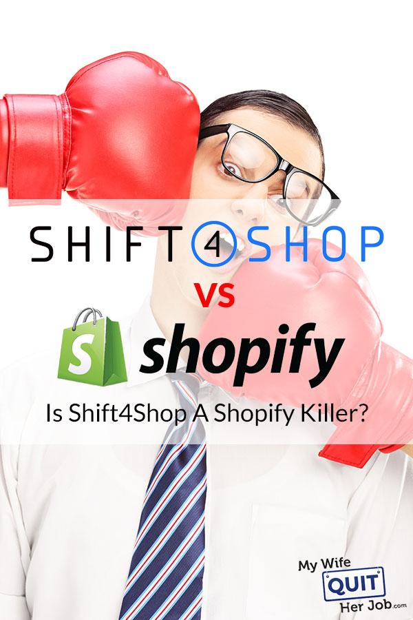 Shift4Shop Vs Shopify