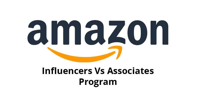 Influencers Vs Associates