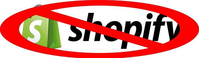 Shopify Shipping Deal Breaker