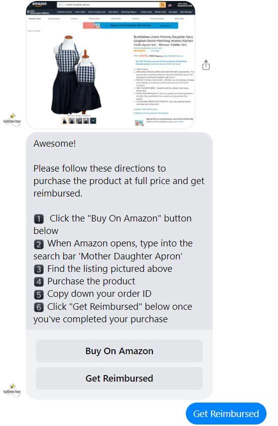 Amazon Rebate 2