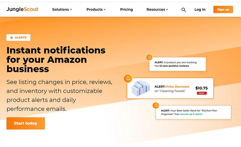 Amazon alerts