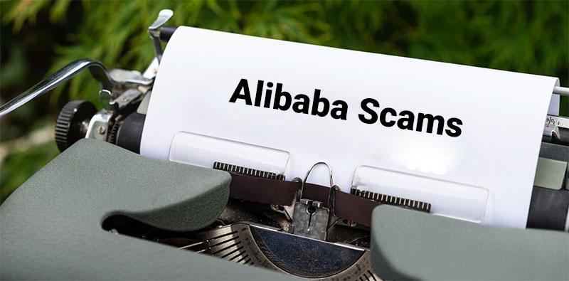 Alibaba Scams