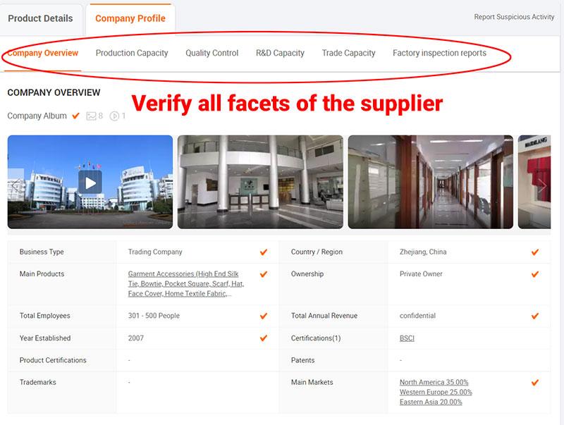 Alibaba Supplier 2