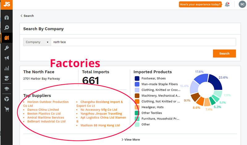 Amazon suppliers