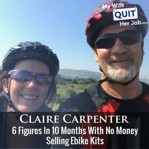 364: 6 Figures In 10 Months With No Money Selling Ebike Kits With Claire Carpenter